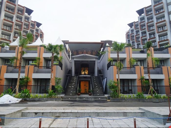Architechture Architectureporn Hotel Resort Building Eksterior Fasade Astonhotelsandresort Bogor INDONESIA