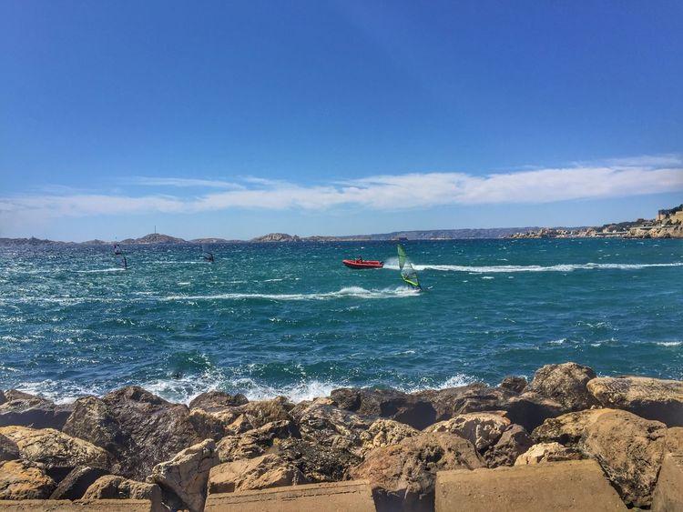 Redboat Sailboard