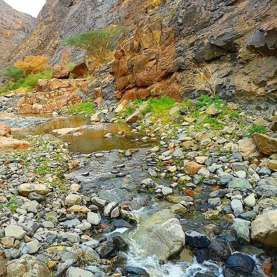 Rocks River Muontain Beatifull Landscape