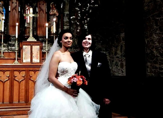 Meandsister Lovelovelove Happy Sisterwedding SisterLovee ♥ Bride Wedding Smile :) Suave Pretty