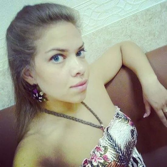Beautiful GirlMmm!! Cool Eye's Russiangirl