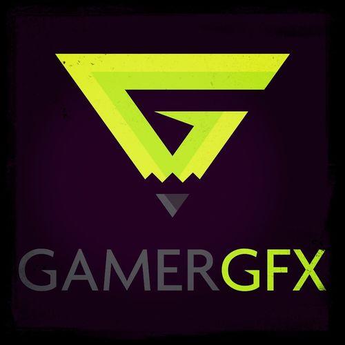 Gaming Logo Amazing Gamergfx