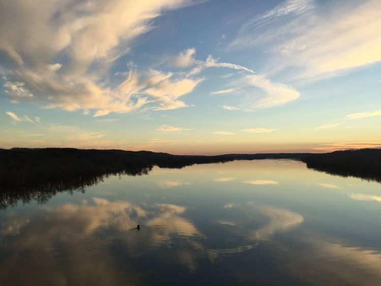 Tennessee River taken in Sugar Tree, TN (Original photo; No filter)