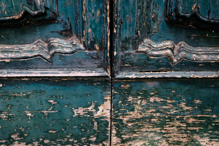 Cortona Bad Condition Centro Storico Closed Cortona COTM Damaged Deterioration Door Downtown Geometry Green Italia Italian Italy No People Obsolete Old Texture Today's Hot Look Tuscany Wall Wall Weathered