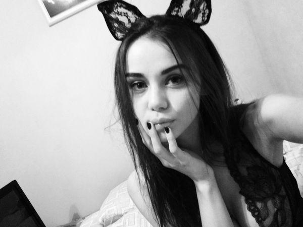 Russian Girl Tatoo Girl Tattoo Cat Meow