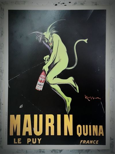 Poster Maurin France EyeEm Picture Monster Drunk Devil Other Green And Black