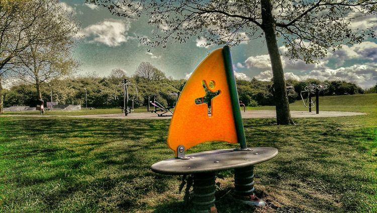 A Childs Joy Walking Around Escaping Soaking Up The Sun Surfing Life Getting In Touch I Wish  Life's A Beach At The Park Tiny World Orange Color No People Childrens Park Ride Or Die Spring Colourful X Marks The Spot Sail Imagination Is More Important Than Knowledge Imagination Parklife