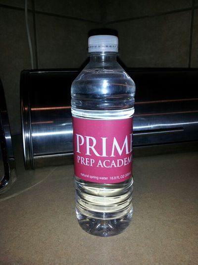 This Water Will Never Be Drunken Out Of