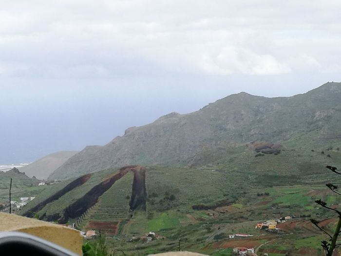 Travel Travel Destinations No People Mountain Road Road Nature Reserve Outdoors Canary Islands Mountain Day Nature Masca, Tenerife