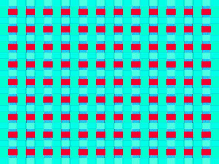 Full frame shot of patterned wall