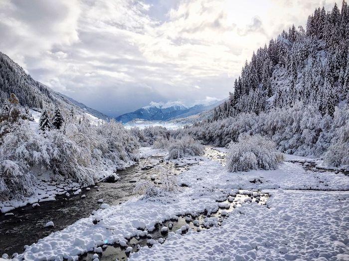Winterwonderland 2016 Landscape Nature Winter Snow