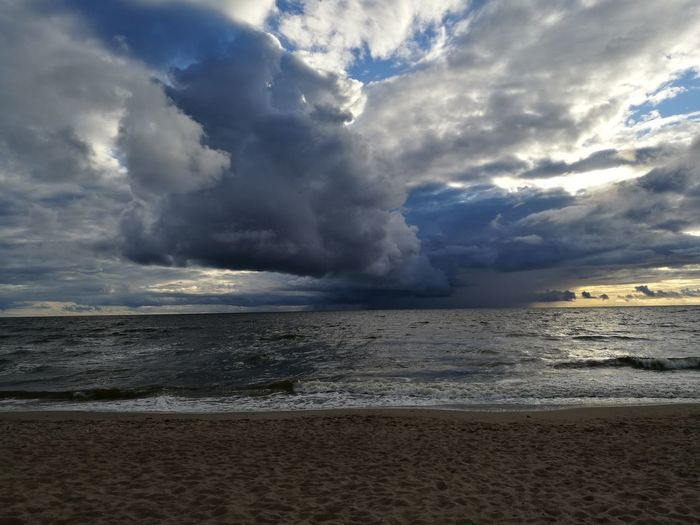 Sea Sea And Sky