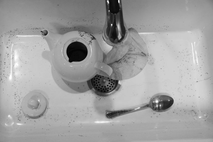 Aftermath Coffee Grains Dirty Sink Mess Spoon Tea Coffee Cup Coffee Filter Coffee Pot Dirty Sink Drink Food And Drink Food Mess Grains Leftovers Loose Leaf Loose Leaf Tea Messy Sink Sink Sink Mess Tea Time Teapot Washing Dishes