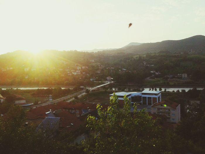 Yaşadığım yeri seviyorummm :)