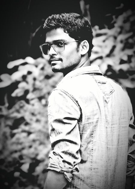 Standing Looking Away Focus On Foreground Waist Up Jacket Casual Clothing Young Adult T-shirt Serious Contemplation Attitude Handsome Youth Culture Person Outdoors Green Color Thoughtful manas_ms_5 First Eyeem Photo
