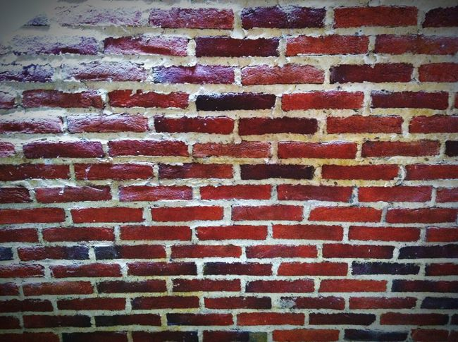 Brick Wall Pared de Tabique Aparente Ziegelsteine Wand