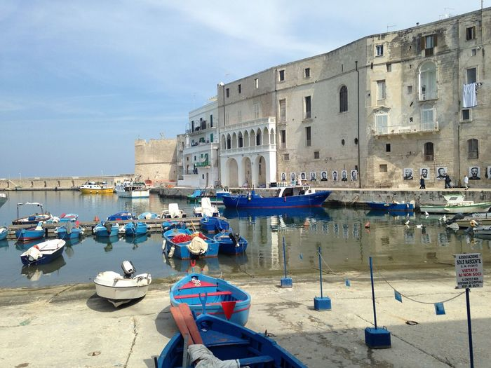 Monopoli Puglia Italian Beach Italy