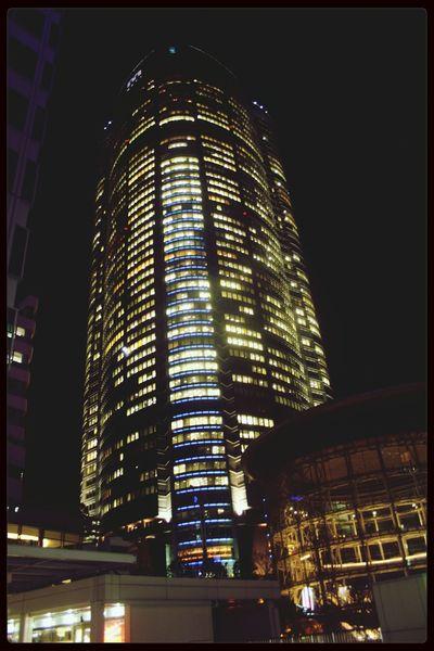六本木ヒルズ Architecture Building