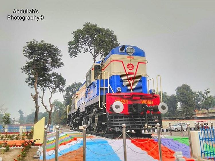 Railway Engine Model Showcase Indianrailway Edited HDR Picoftheday Photooftheday Like4like Follow4follow