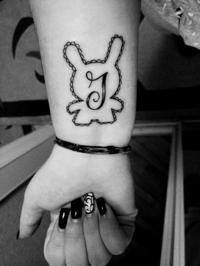 Tatoo Cute Jack Tatoogirl