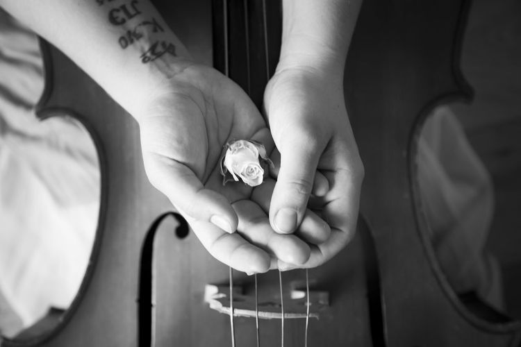 Close-up Holding Human Body Part Human Hand Indoors  Love Real People Rosé Tenderness The Week On EyeEm Classical Music Cello Cello♡ Musical Instrument Musical Instrument String Music Musician Hands Be. Ready. Love Yourself