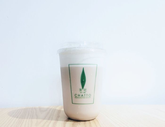 Milk tea EyeEm Selects Drink Refreshment Indoors  Food And Drink Container Freshness Water