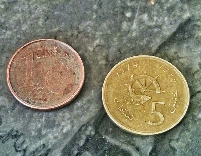 Two Is Better Than One Money Coin Euro Cent HDR Like4like