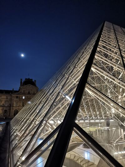 The Louvre and