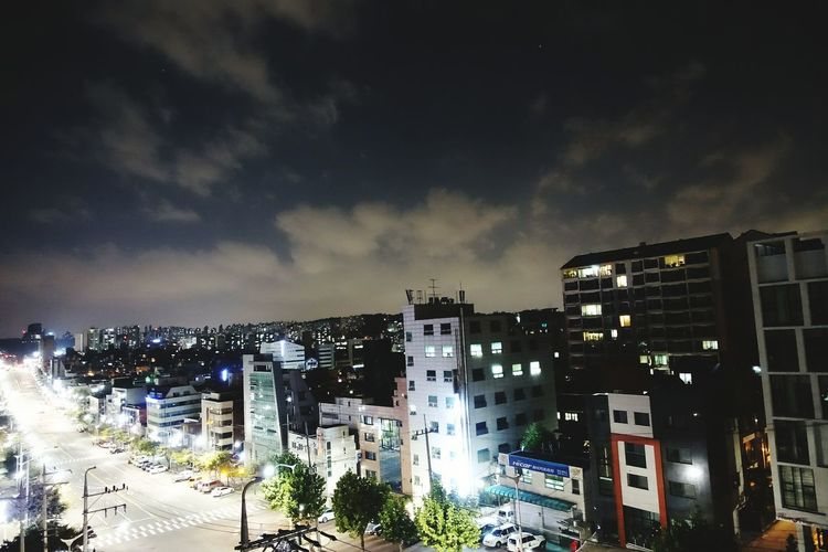Korea Photos Overwork Night Lights Cityscapes Nightphotography Landscape Streetphotography Clouds And Sky Light And Shadow Streamzoofamily Here Belongs To Me Cloudpark