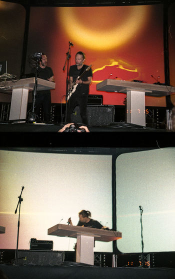 Thom Yorke 35mm