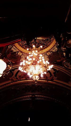 Fiat lux! Illuminated Night Arts Culture And Entertainment Celebration Art Arhitecture Classic Barocco Architecture Red Carpet Event Theater Operahouse