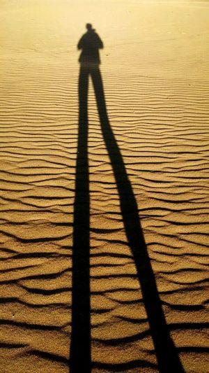 Desert Stranded Mirage Alone In The Desert Beach Or Desert Isolation Desolate Desolate Scene The KIOMI Collection Shadows & Lights Shadows Artistic Photo Amazing Self Portrait Art Photography Pictures Tell A Story Point Of View Aware Of Her Surroundings The Great Outdoors - 2016 EyeEm Awards ShadowSelfie