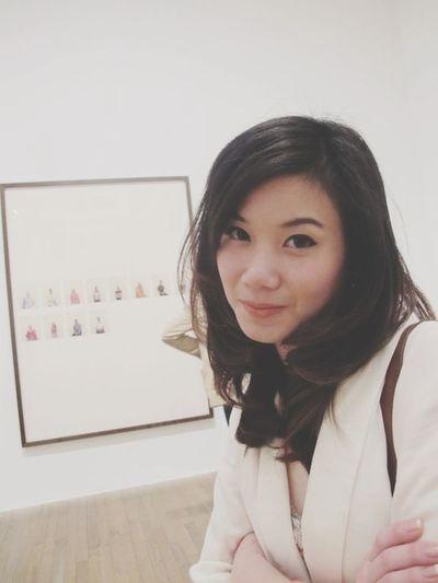 Hanging Out Girls Art Asian