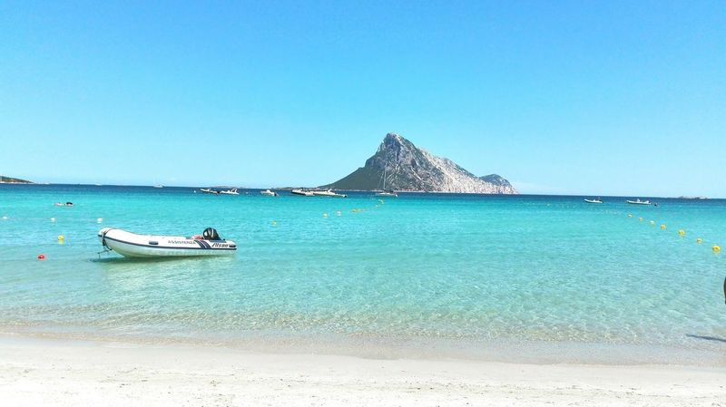 Sardinia Sea Lovely Sea And Sky Sea_collection Tranquility Relax Trasparence Landscape Beauty In Nature