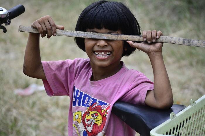 รอยยิ้ม ความสุข เด็กน้อย ชนบท EyeEm Selects Rural Scene Smiling Cheerful Happiness EyeEmNewHere