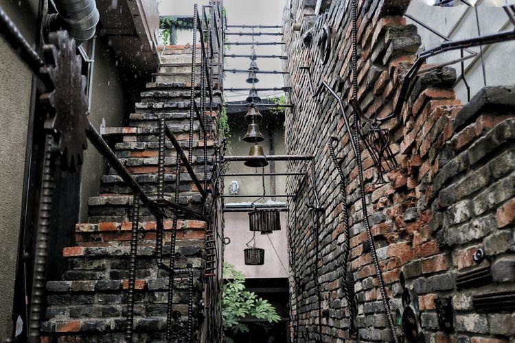 Busan Busan,Korea Moonhwasidestreet 문화골목 Korea Sidestreet