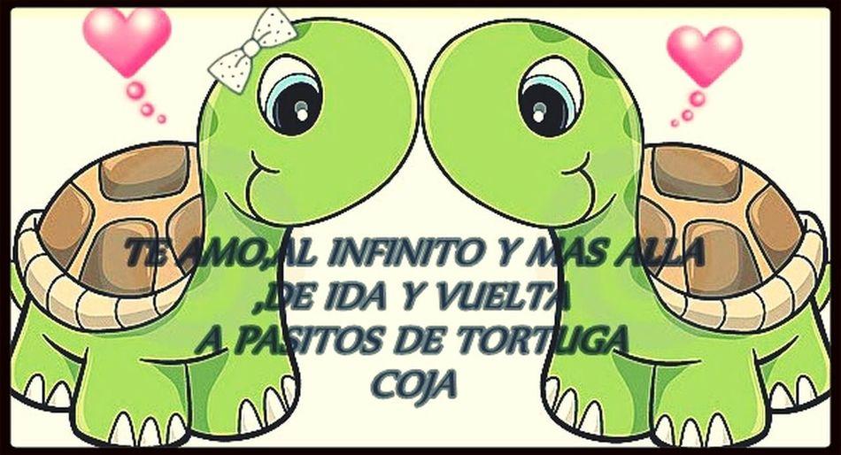 Para Ti Que Te Amo Hasta El Infinito... No, Mas Halla