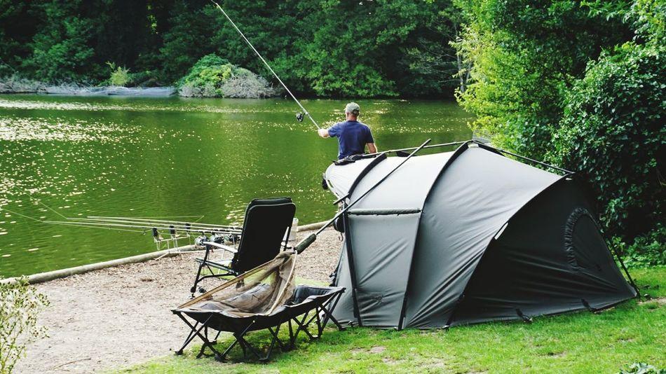 Tree Bark Texture Fishing 🎣 Fisherman Fishing Net Tent House Greenery Grass Waterfront People Cloud - Sky Water Splash Water Reflection Lakes  Lake Water Sports Fishing Time
