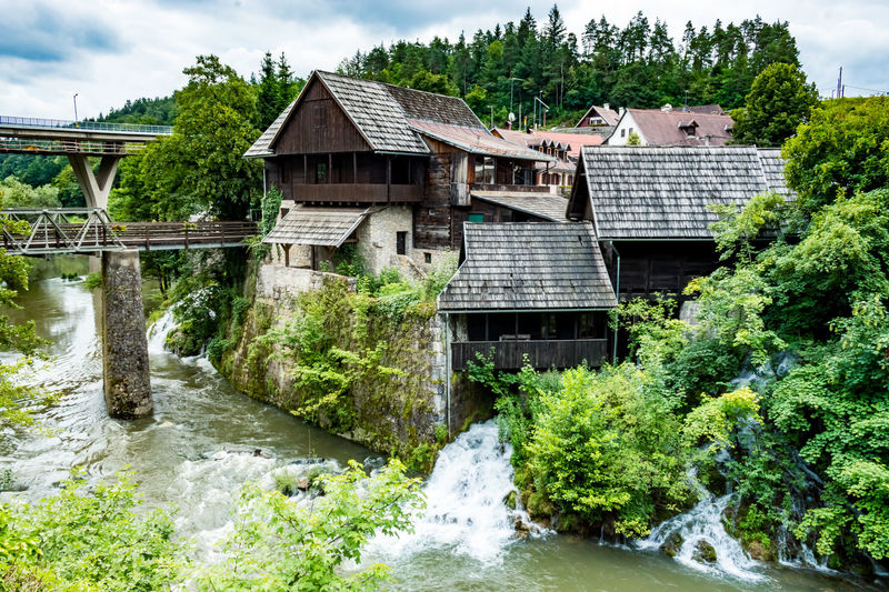 Rastoke Croatia Croatia ❤ Rastoke Rastoke, Croatia Architecture Beauty In Nature Building Building Exterior Built Structure Croatia ♡ Day Environment Flowing Water Green Color Growth House Motion Nature No People Outdoors Plant River Roof Tree Water