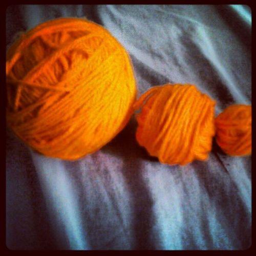 Wool Orange Ahre