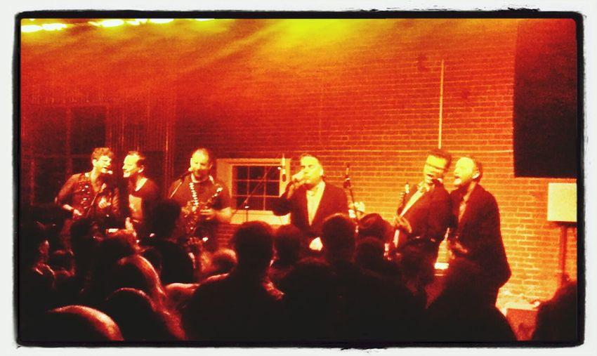 Ska Music Band The Pietasters