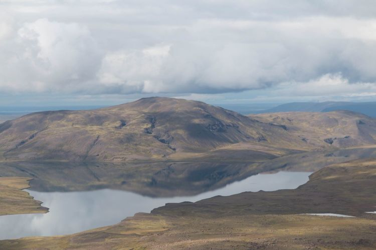 Mirror Lake Iceland