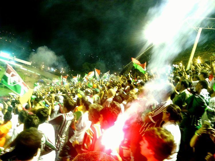 Fluzao! Fluminense Football Club 021rio Brazil Champions Campeao