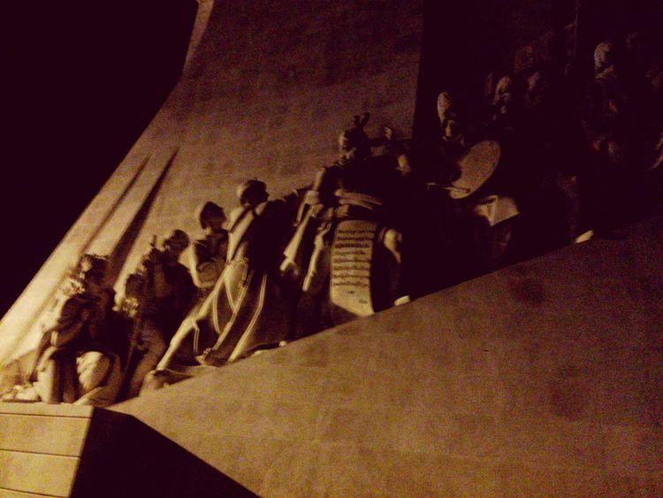Lisboa Padrão Dos Descobrimentos Infante Henrique Monument