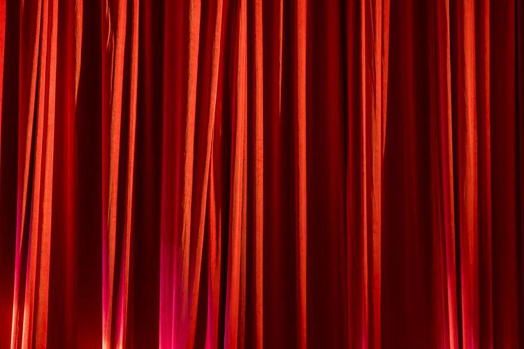 Full frame shot of red umbrella