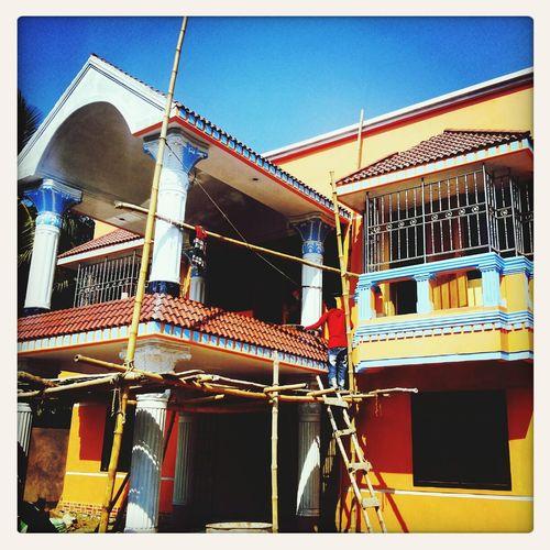 BhuiyanBhaban Workinprogress PaintJob FeelingProud