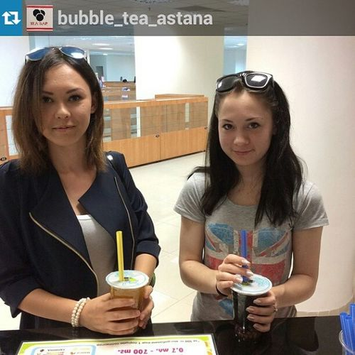 Repost from @bubble_tea_astana with @repostapp — Bubblechai Bubbletea бабблчай бабблти