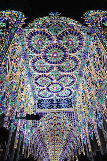 Kobe*Japan Kobe Japan Luminarie Wonderful Wonderland Light And Shadow Light