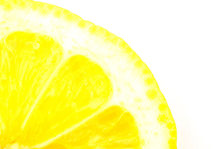 Paint The Town Yellow Citrus Fruit Food Food And Drink Freshness Fruit Healthy Eating Lemon Lime Raw Food Ready-to-eat Refreshment SLICE Sour Taste Vitamin C White Background Yellow