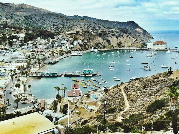 A trip i took to CatalinaIsland this year Amazing View Beach Island